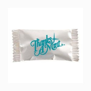 Pink Buttermints Cool Creamy Mint in a Thanks A Mint Classic Wrapper